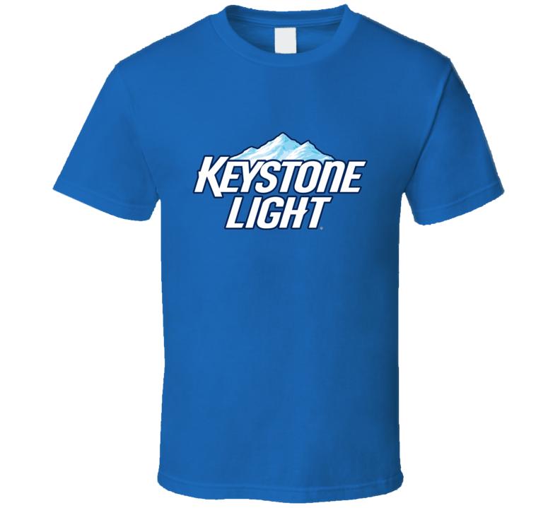 Keystone Light Beer Logo Halloween Costume T Shirt