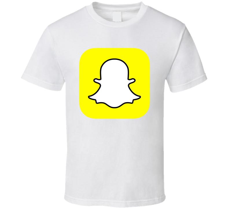 Social Media Photo Logo T Shirt