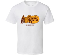 Cracker Barrel Logo Tee Trendy Restaurant Food Lover T Shirt