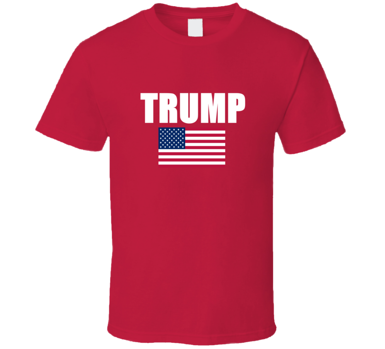 Donald Trump for President America Election 2016 T Shirt