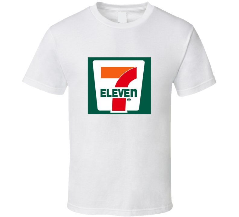 7 Eleven Halloween Costume T Shirt