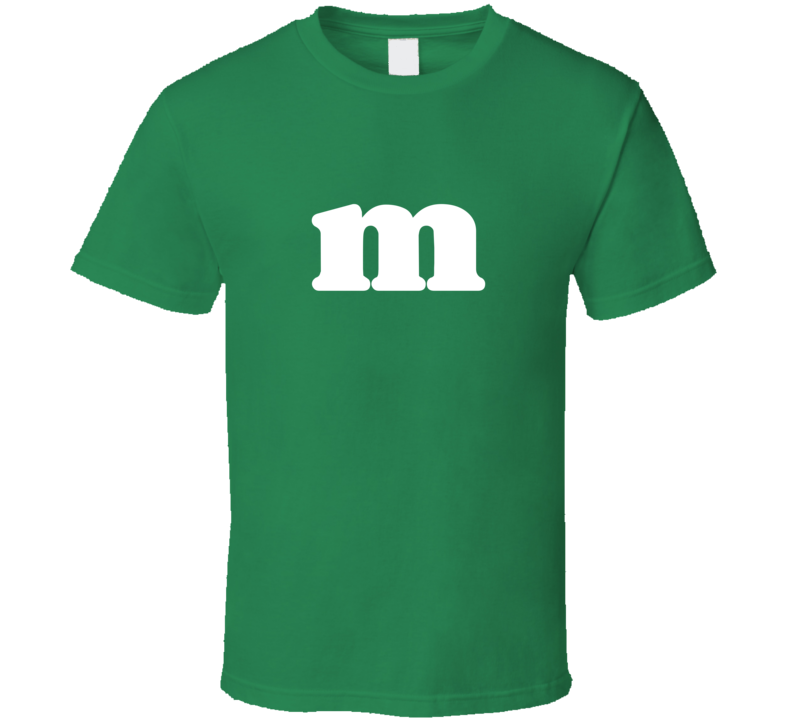 M&M Candy Halloween Group Family Couples Costume T Shirt