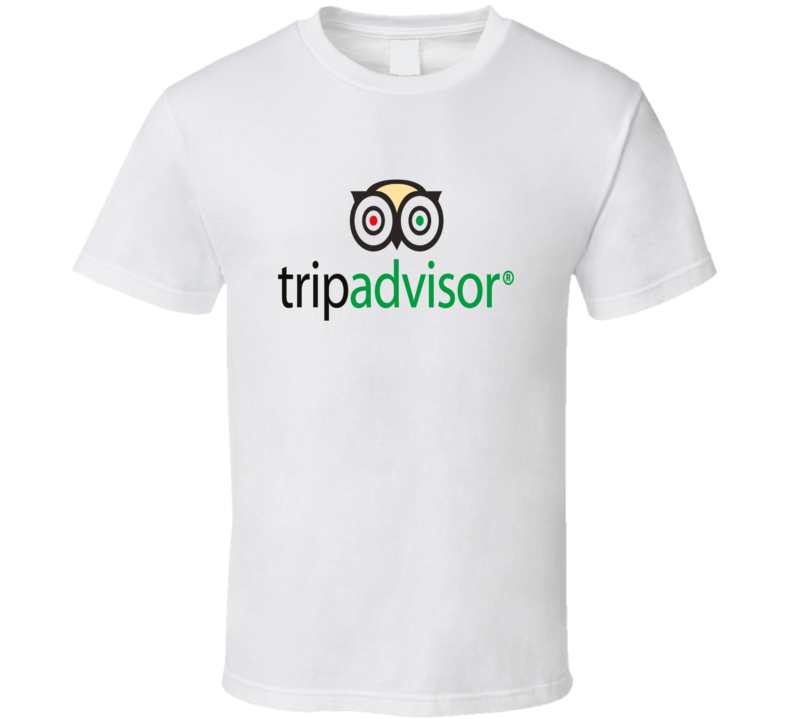 Tripadvisor Travel Review Traveler Funny T Shirt