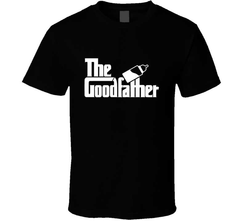 The GoodFather Tee Funny The Godfather Father's Day Dad T Shirt