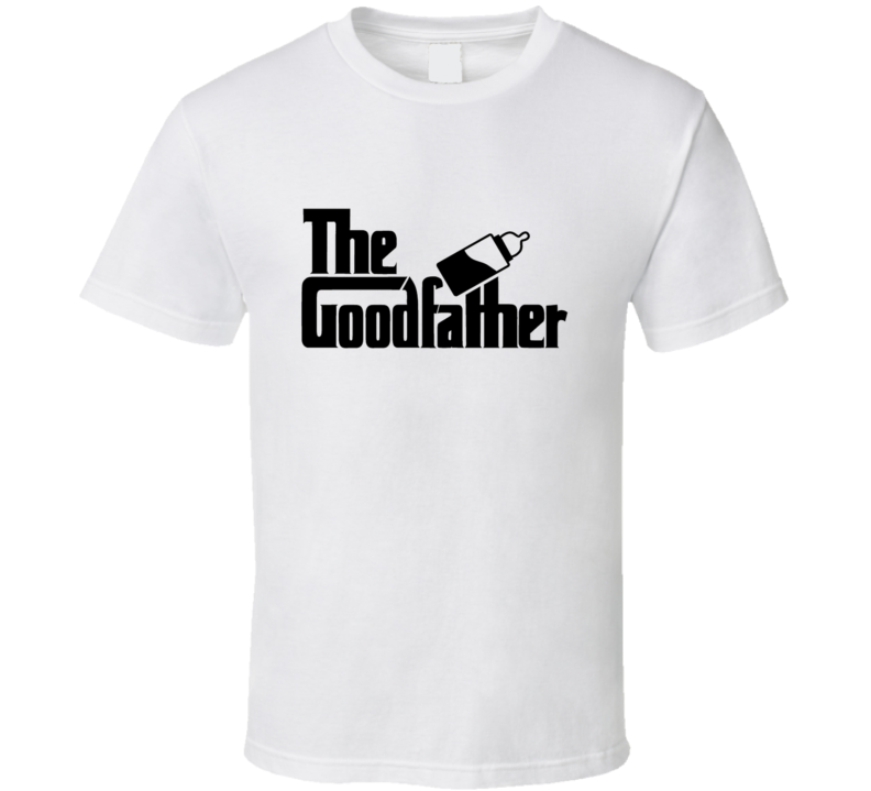 The GoodFather Tee Funny The Godfather Father's Day T Shirt
