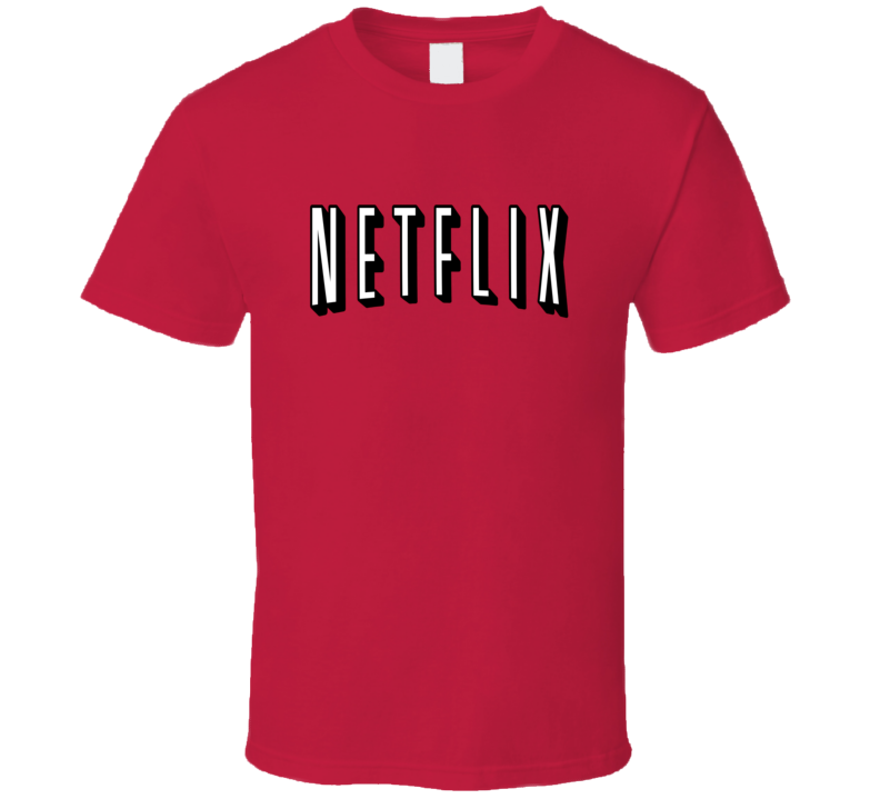 Netflix Tee Cool TV Halloween Costume Netflix and Chill Funny T Shirt