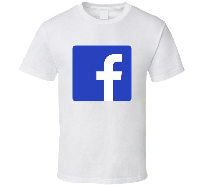 Facebook Tee FB Funny Social Media Halloween Group Family Couples Costume T Shirt