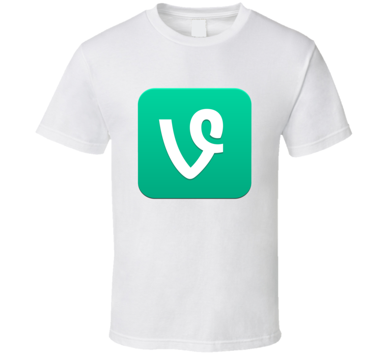 Vine Tee Funny Social Media Trendy Video App Group Halloween Costume T Shirt