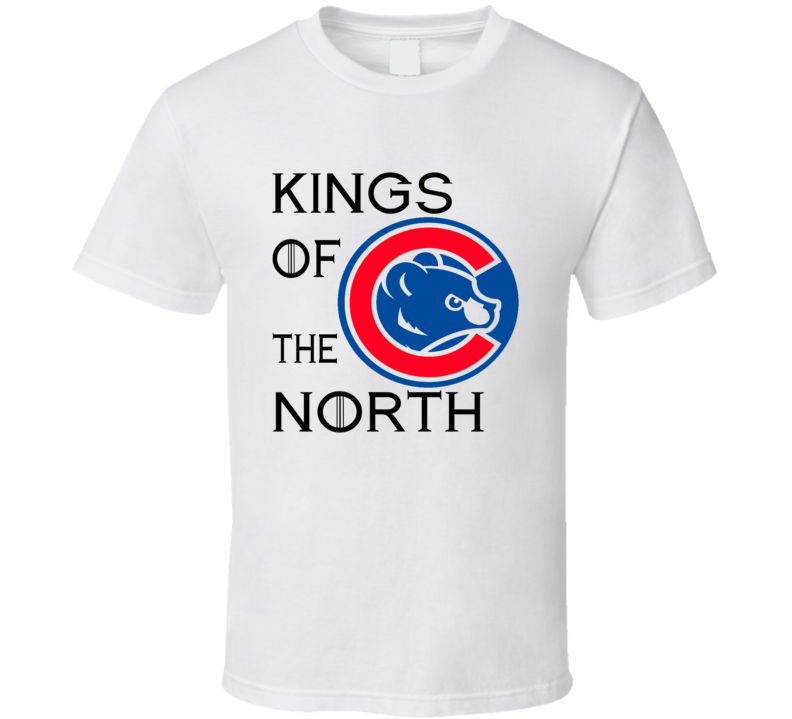 Kings Of The North Tee Trendy Chicago Baseball World Champs Retro T Shirt