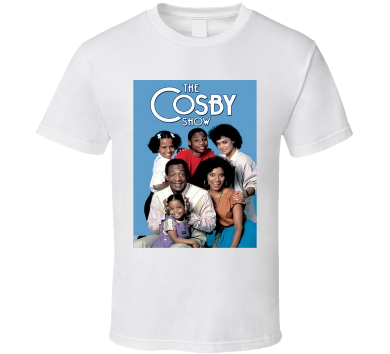 The Cosby Show Tee 80's Vintage TV Show Cool Retro Fan T Shirt