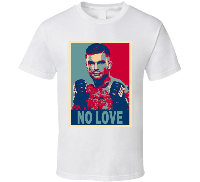 Cody No Love Garbrandt Tee Best Pound For Pound MMA Fighter Cool Fan Hope Style T Shirt