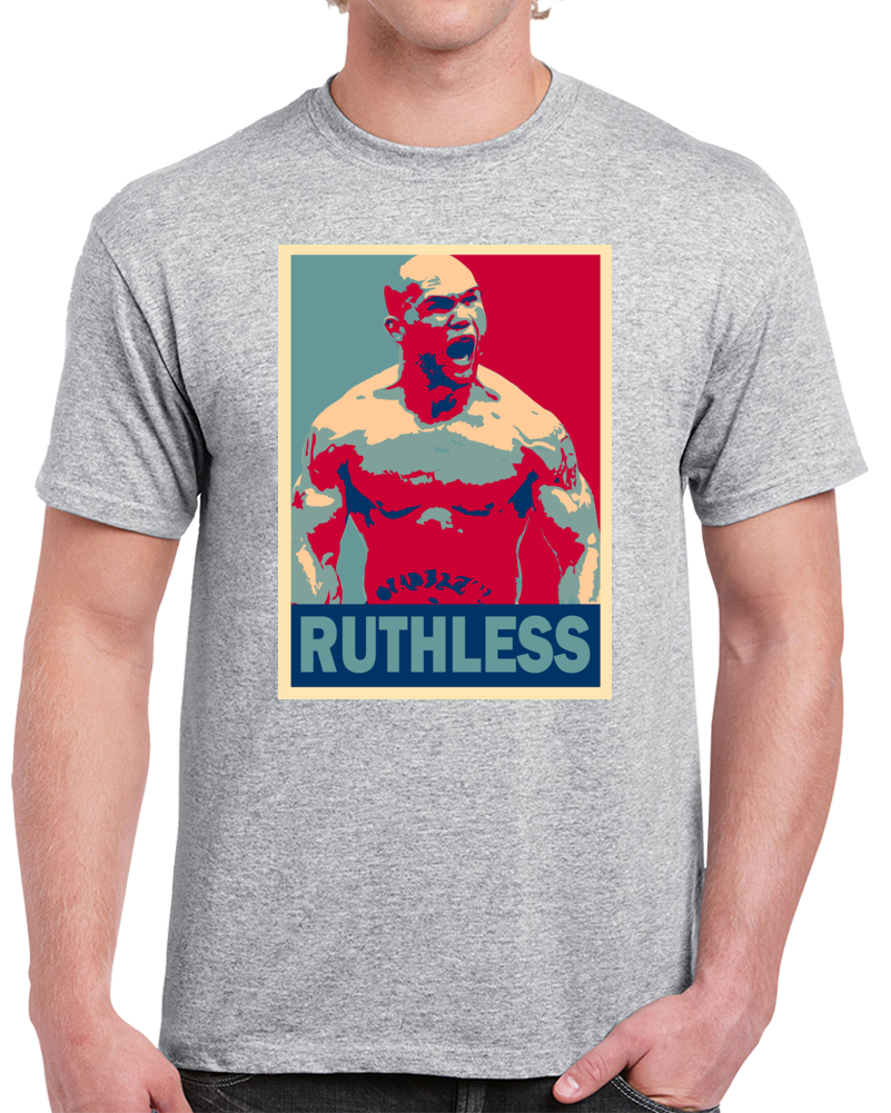 Ruthless Robbie Lawler Tee Best Pound For Pound MMA Fighter Cool Fan Hope Style T Shirt