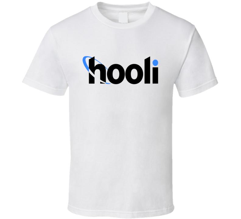Hooli Tee Silicon Valley Netflix Tv Show Series Fan T Shirt