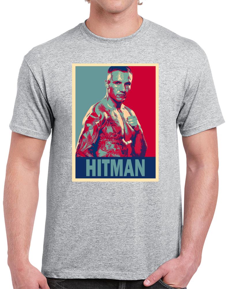 Mikkel Hitman Kessler Tee Best Pound For Pound Boxer Hope Style Boxing Fan T Shirt  Style: Classic