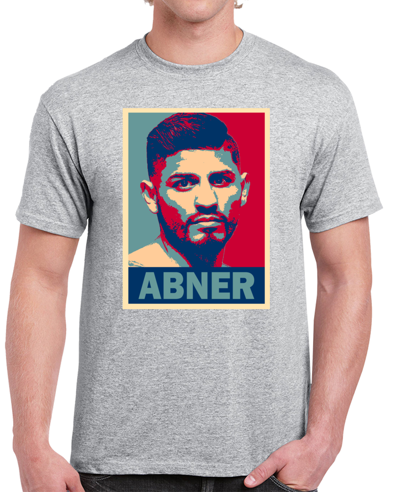 Abner Mares Tee Best Pound For Pound Boxer Hope Style Boxing Fan T Shirt