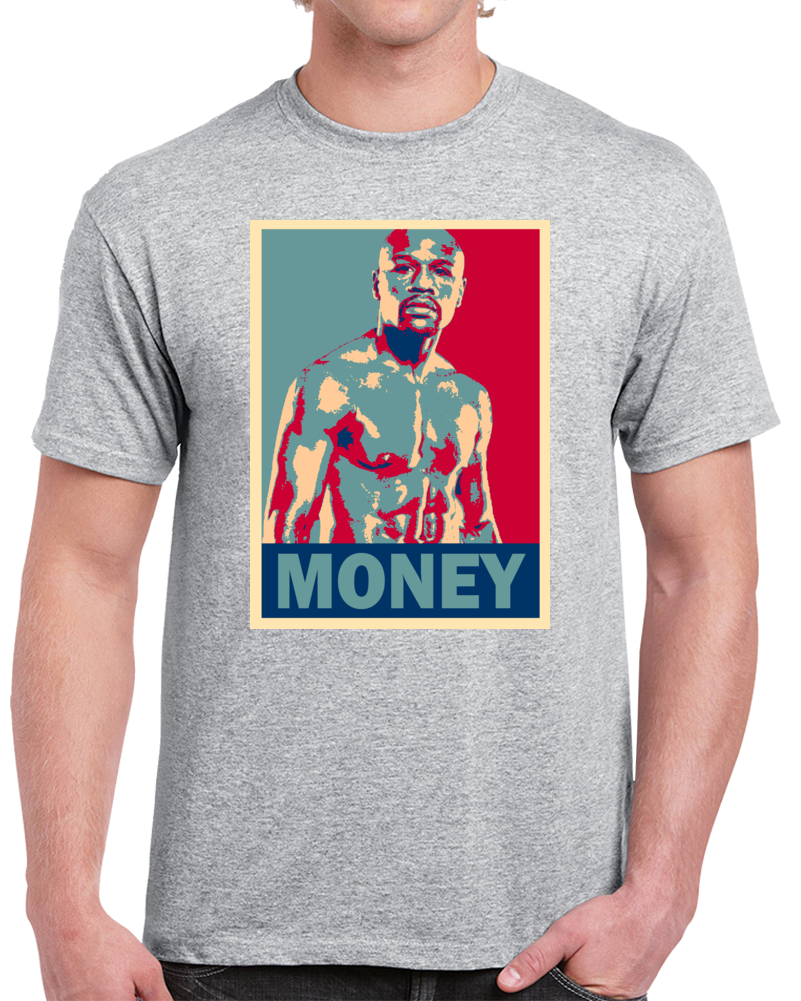 Floyd Money Mayweather Tee Best Pound For Pound Boxer Hope Style Boxing Fan T Shirt