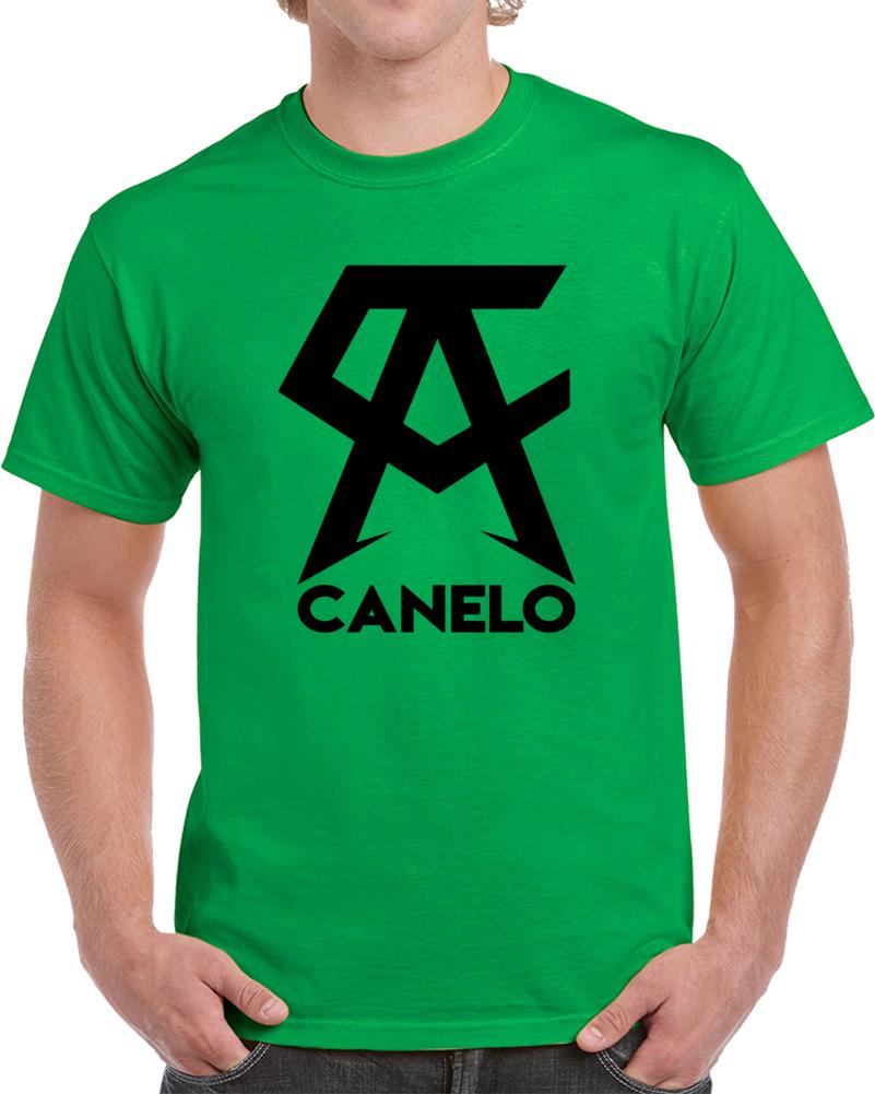 Canelo Alvarez Tee Boxing Champ Trendy T Shirt