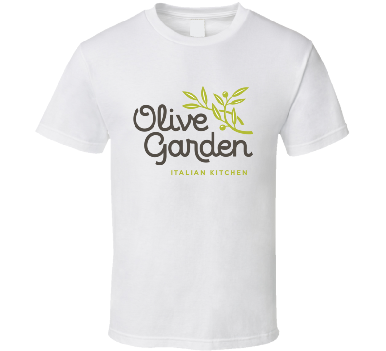 Olive Garden Italian Kitchen Tee Restaurant Food Lover Tee T Shirt