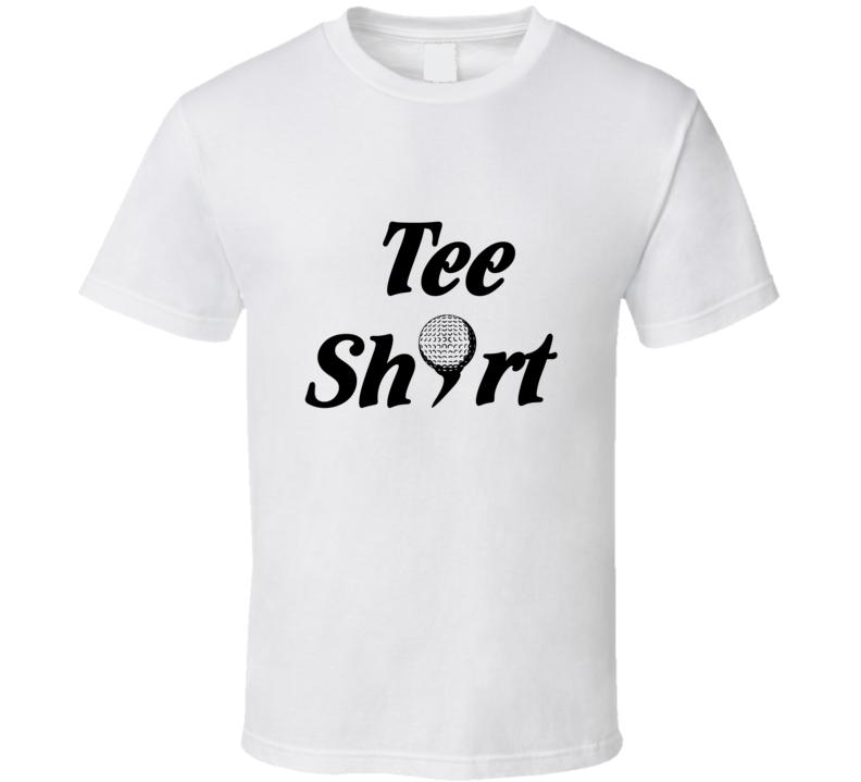 Tee Shirt Funny Golfing Fan Trendy Golfer T Shirt