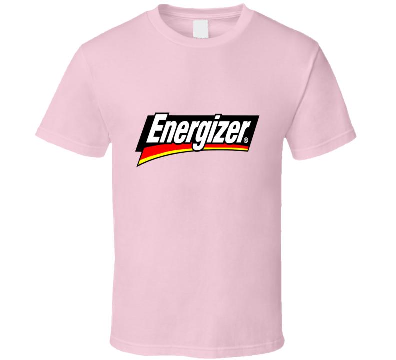 Energizer Logo Tee Funny Energizer Bunny Halloween Costume T Shirt