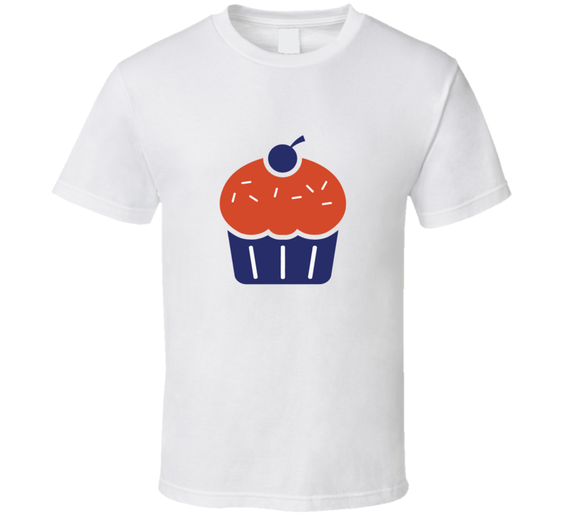 Kevin Durant Cupcake Tee Funny Okc Parody Golden State T Shirt