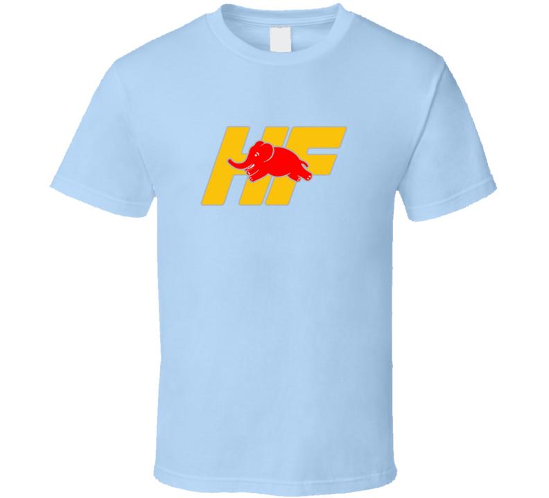 Lancia HF Logo Tee Retro Car Lover T Shirt