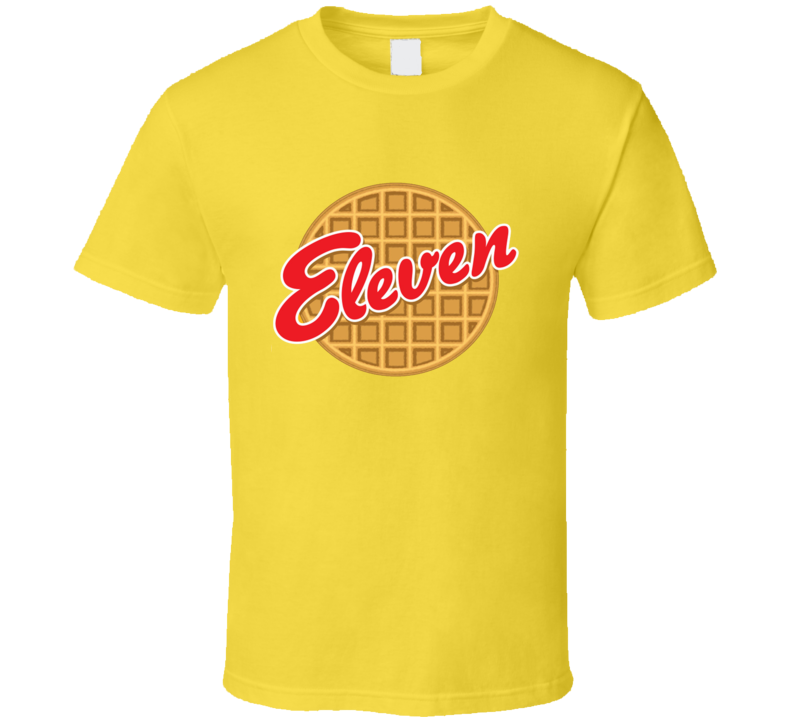 L'eggo My Eggo Eleven Tee Stranger Things TV Show Trendy T Shirt