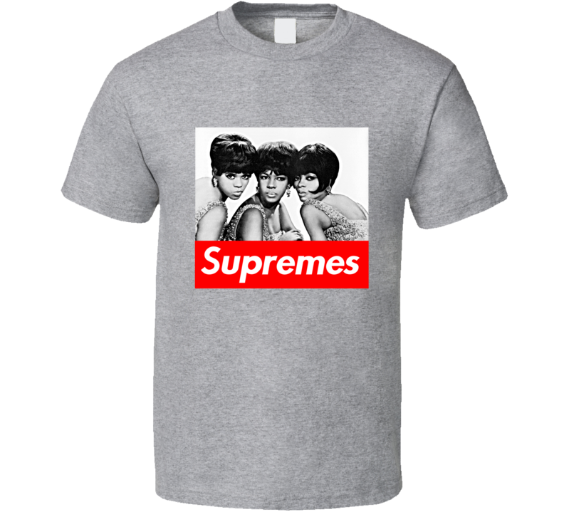 The Supremes Tee Trendy Cool Music Lover T Shirt