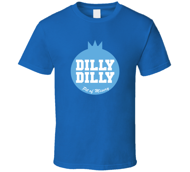 Dilly Dilly Tee Funny Bud Light Beer Cool Drinking T Shirt