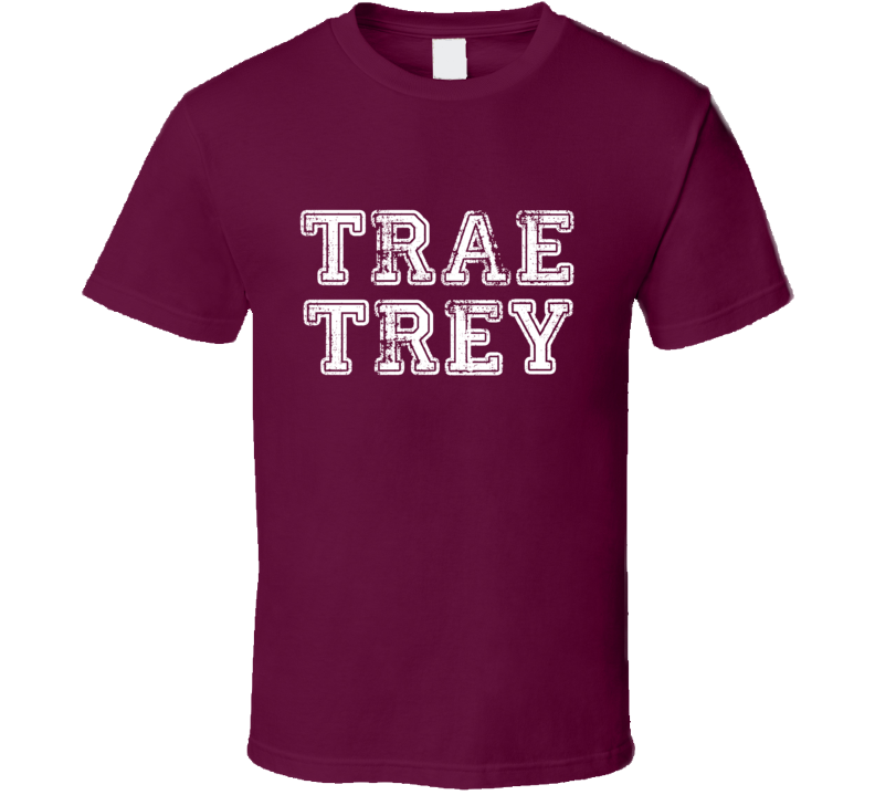 Trae Trey Tee Cool Trae Young 3 Pointer Oklahoma Basketball Fan T Shirt