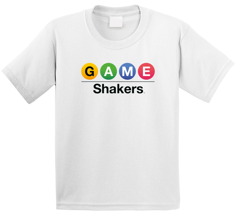 Game Shakers Logo Tee Cool Kids TV Show Series T Shirt