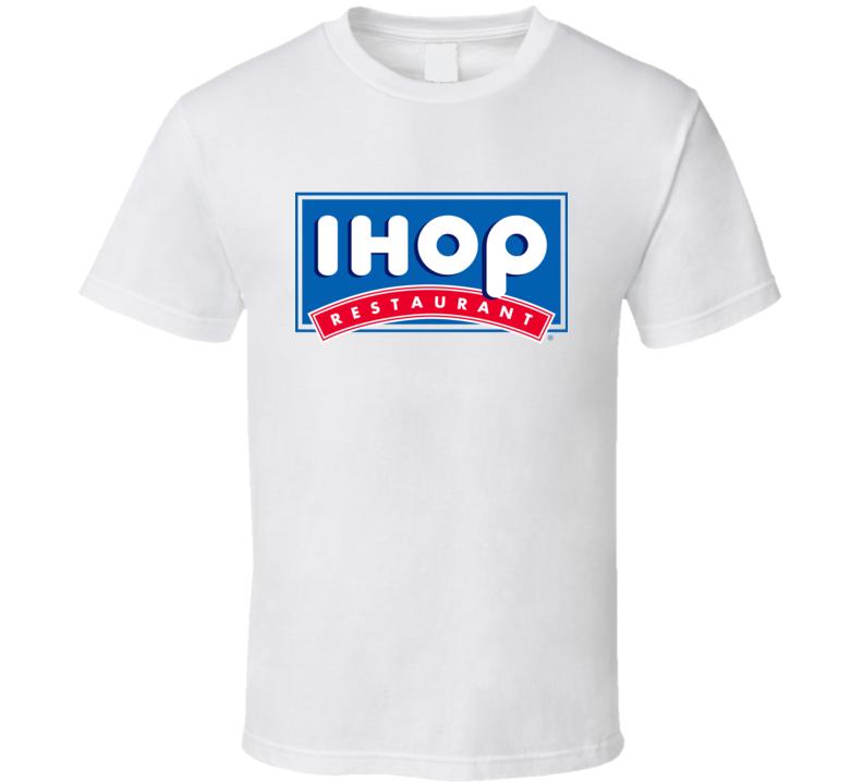 Ihop Restaurant Logo Tee Cool T Shirt