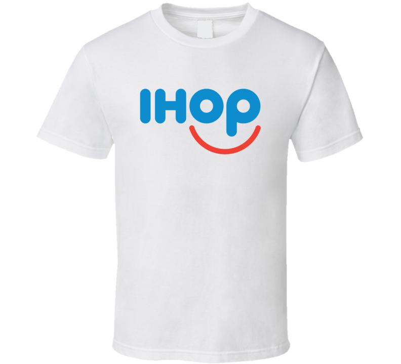 Ihop Restaurant New Logo Tee Cool T Shirt