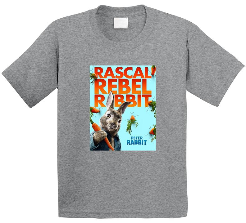 Peter Rabbit Tee Cool Kids Movie T Shirt