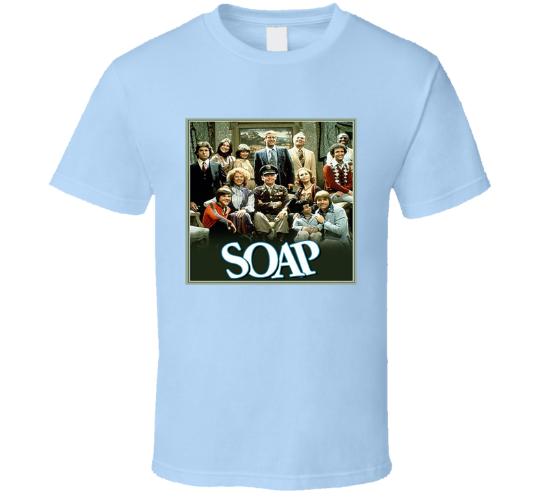 Soap TV Show Tee Cool Retro Fan T Shirt