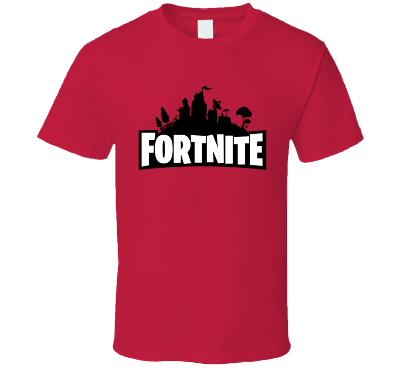 Fortnite Battle Royale Tee Cool Gaming T Shirt