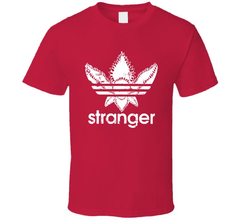 Stranger Things Funny Parody Tee Trendy TV Show Fan T Shirt