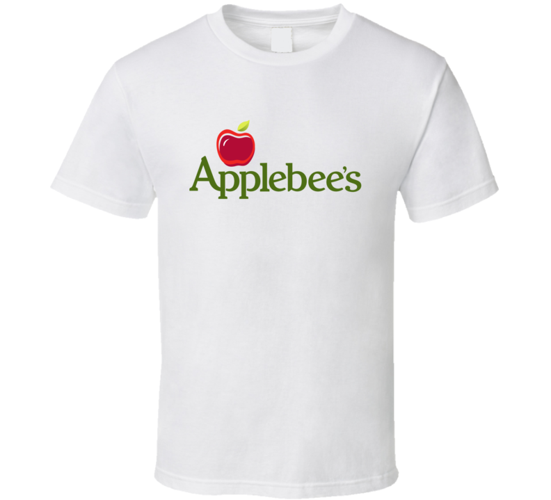 Applebee's Restaurant Logo Tee Cool Foodie T Shirt