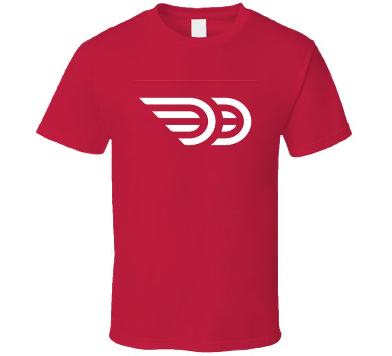 Doordash Logo Tee Cool Food Delivery Driver Halloween Costume T Shirt