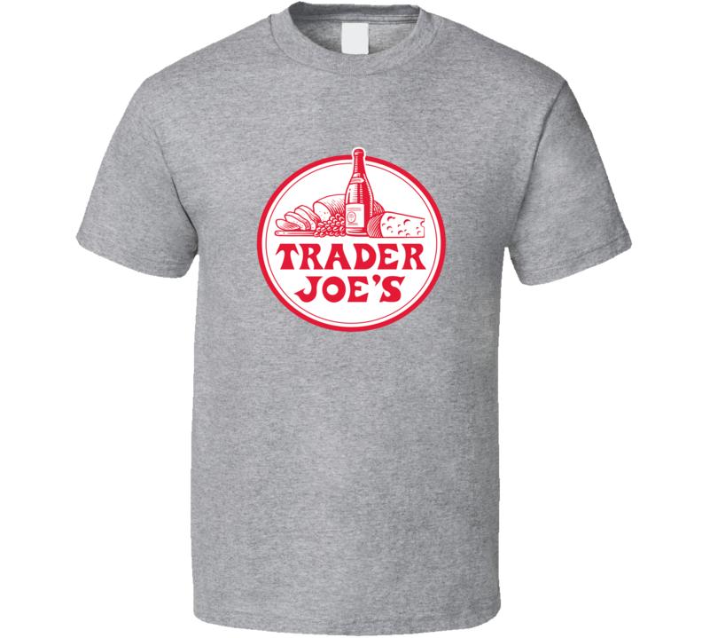 Trader Joe's Grocery Store Tee Cool T Shirt