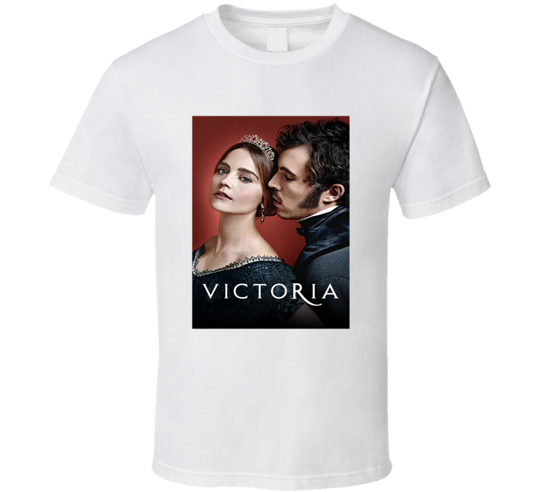Victoria TV Show Tee Cool Series Fan T Shirt