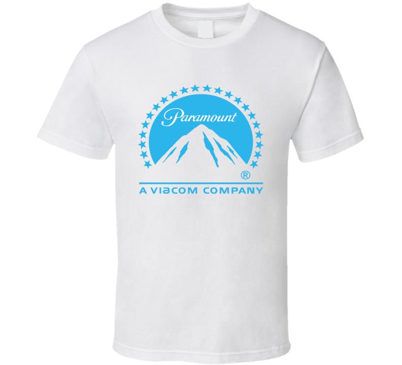 Paramount Film Studios Tee Cool Trendy Movie T Shirt