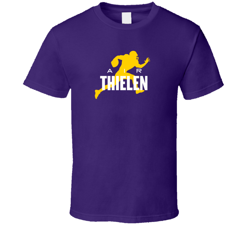 Air Thielen Tee Cool Adam Thielen Minnesota Football T Shirt