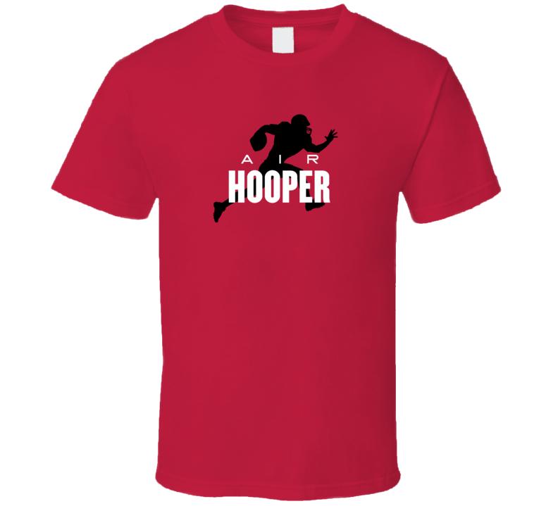 Air Hooper Tee Cool Austin Hooper Atlanta Football T Shirt