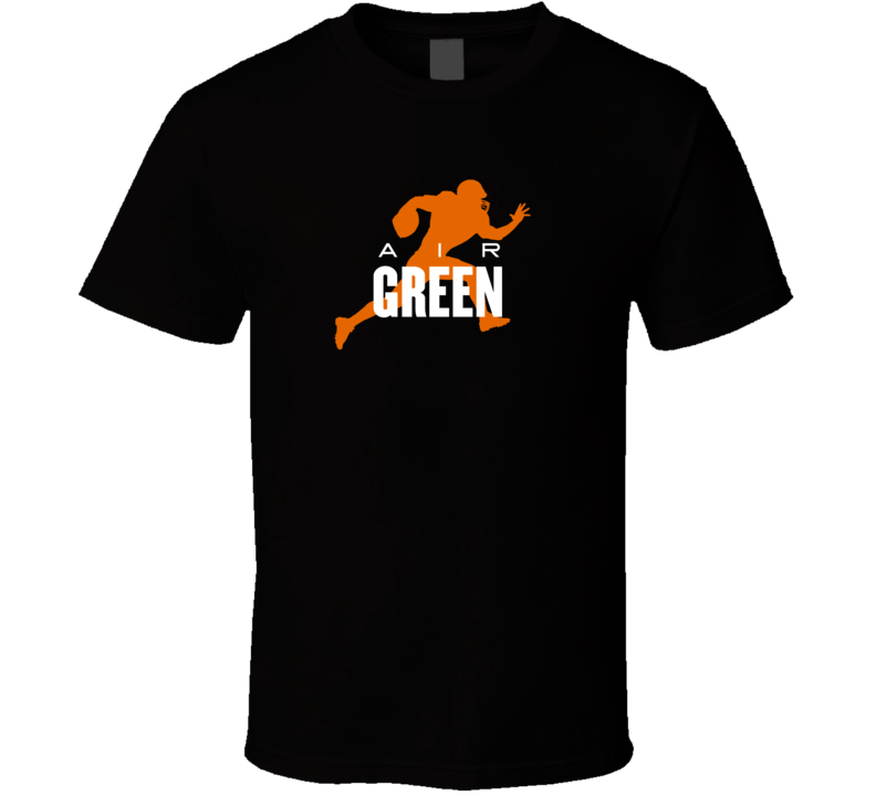 Air Green Tee A.J Green Cincinnati Football T Shirt