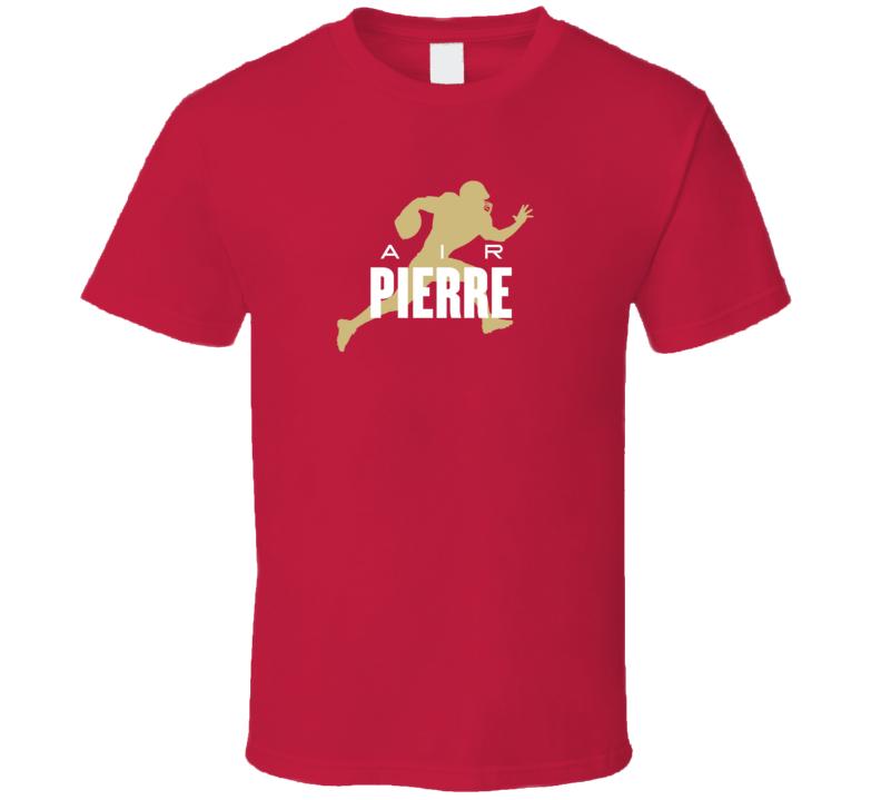 Air Pierre Tee Pierre Garcon San Francisco Football T Shirt