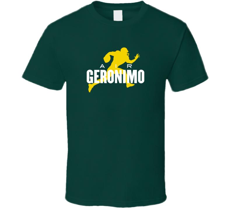 Air Geronimo Allison Tee Green Bay Football T Shirt