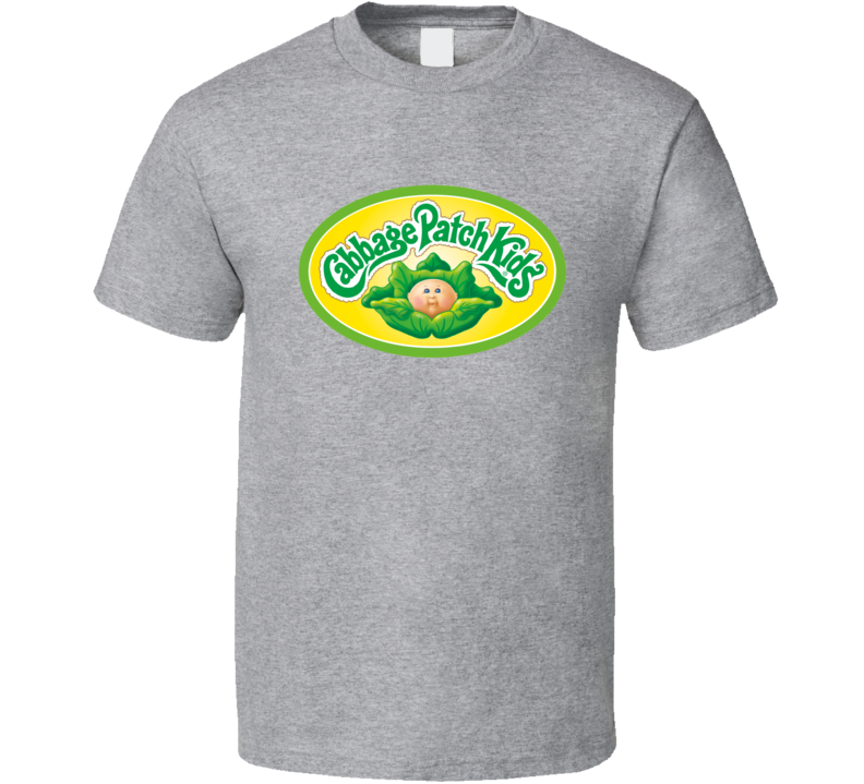 Cabbage Patch Kids Tee Cool Retro Halloween Costume T Shirt