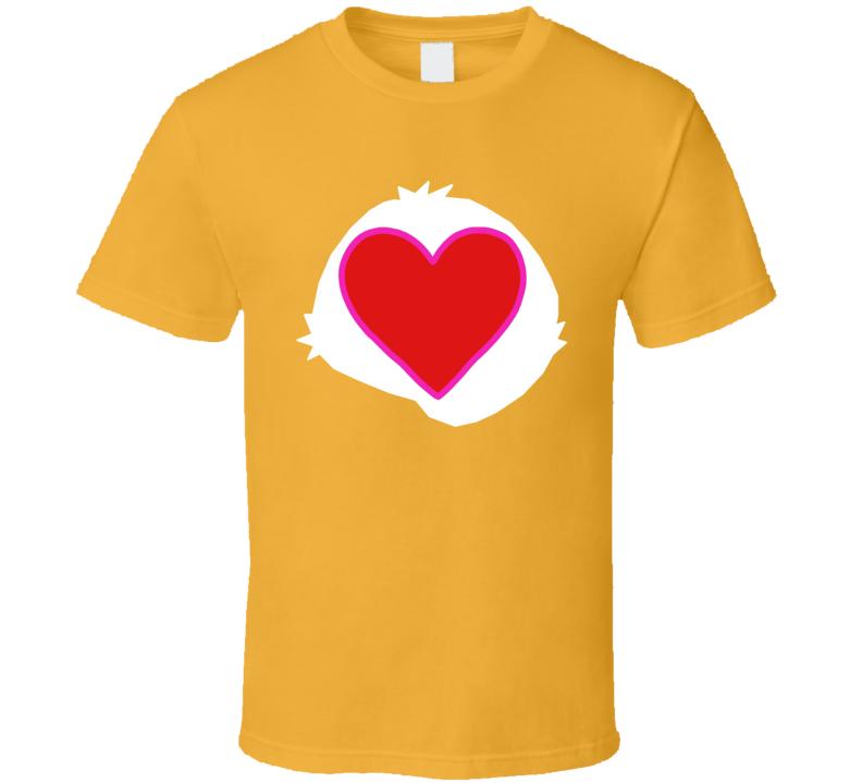 Care Bears Tenderheart Bear Tee Cool Group Halloween Costume T Shirt