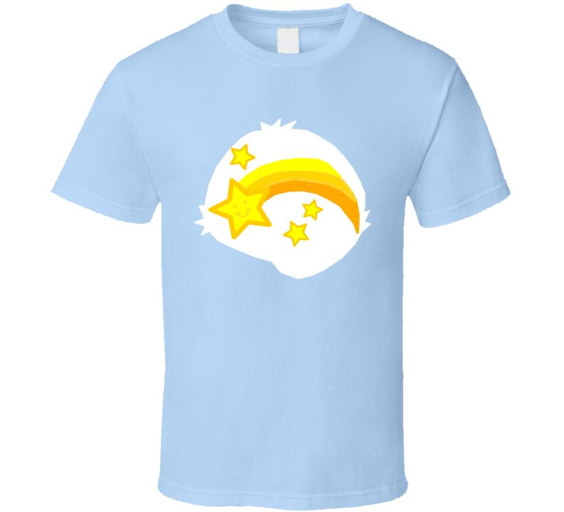 Care Bears Wish Bear Tee Cool Group Halloween Costume T Shirt